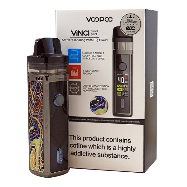 Vinci 1500mAh  Pod Kit by VooPoo