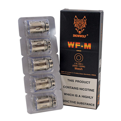 WF-M 0.13 Coil (For MFeng Kits)