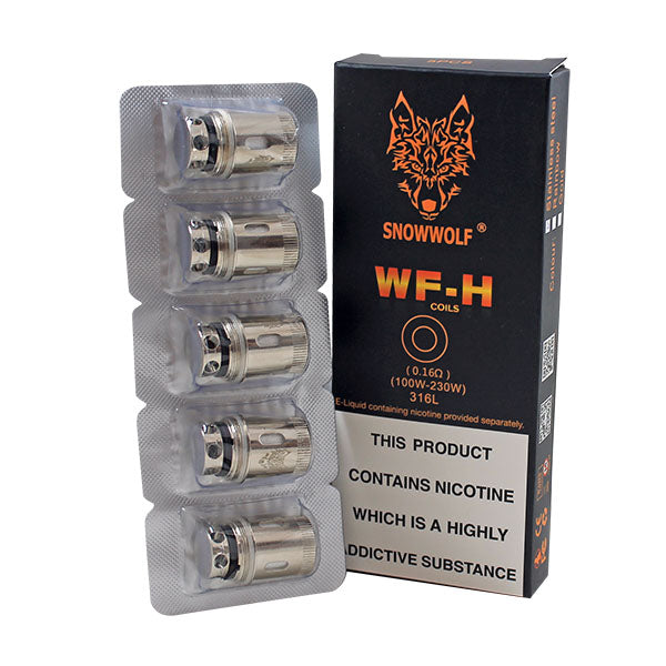 WF-M 0.15 Coil (For MFeng Kits)