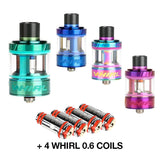 Whirl Tank by Uwell with 4 Coils