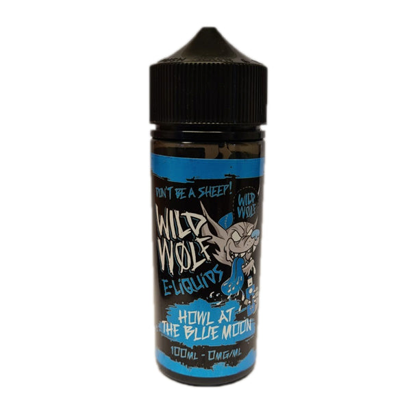 Wild Wolf - Howl at the Blue Moon 100ml