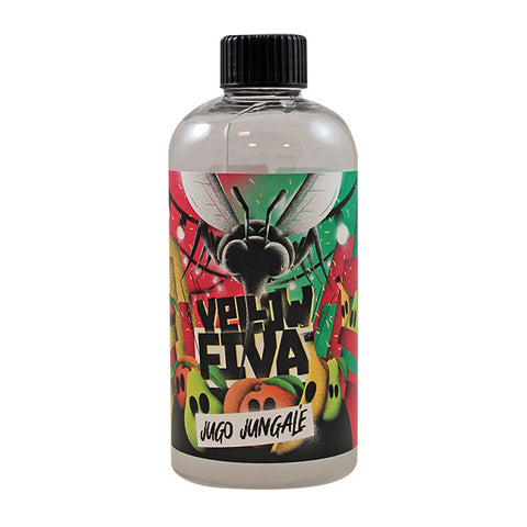 Yellow Fiva - Jugo Jungale 200ml