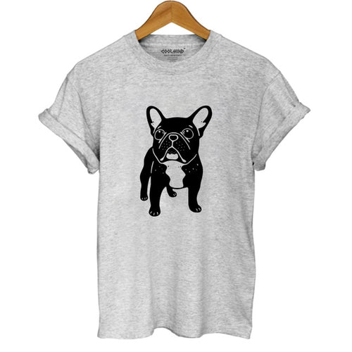 French Bulldog T-Shirt Summer 2018