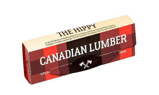 "Canadian Lumber 1.25"" Hippy Rolling Papers"