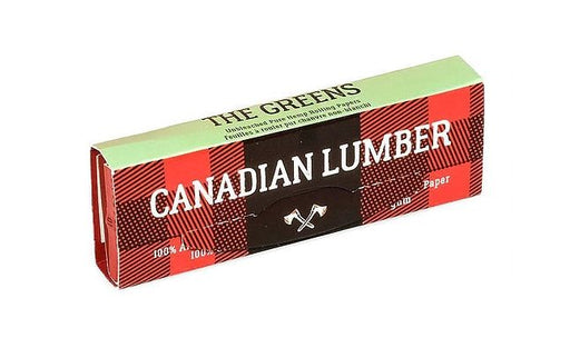 "Canadian Lumber 1.25"" Greens Rolling Papers"