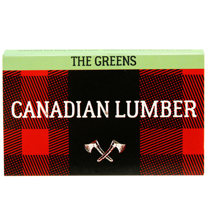 CL 1.0 Greens Double Window Rolling Papers (individual pack)