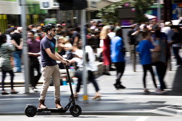Electric Scooter Laws in Australia