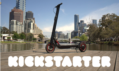 Raine Electric Scooters Kickstarter - FAQ