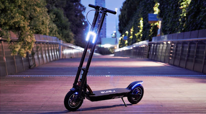 New E-Scooter Engineered to Transform Performance, Safety, Range