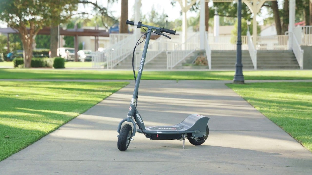 Razor Electric Scooter E300 Review Raine Scooters