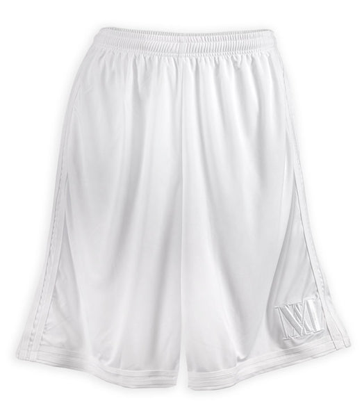 MIA Men White Shorts