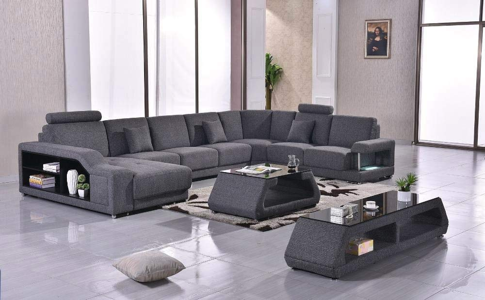 A Sectional Sofa