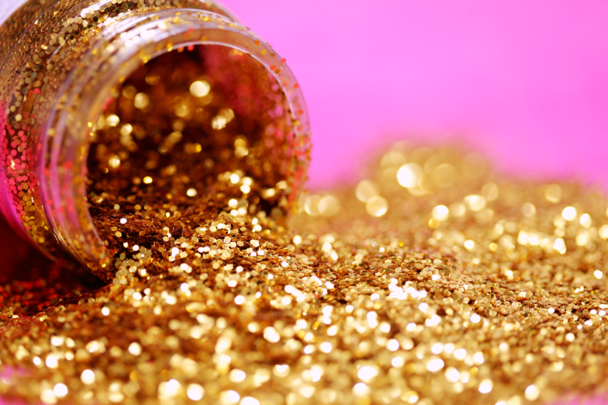 Why Moms Should Buy Their Children Glitter