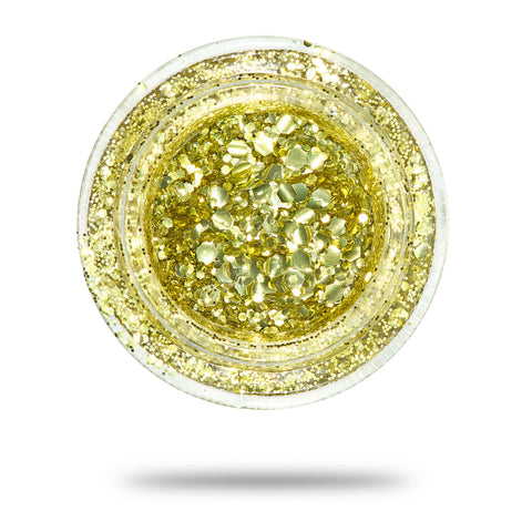 Moon Shatter Bioglitter Golden Moon Color Blend 10gr
