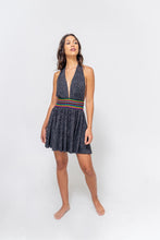 Mini Halter Dress