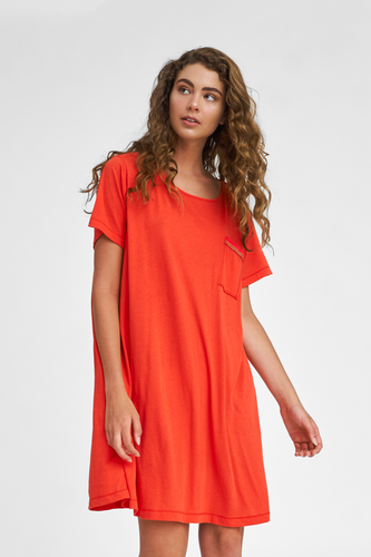 Pima T-Shirt Dress