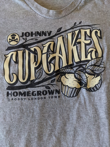 My Johnny Cupcakes Collection