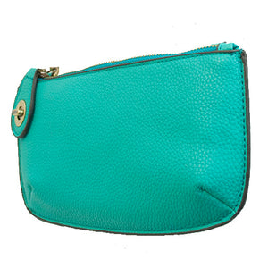 Mini Crossbody Clutch - Teal