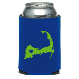 Cape Cod Love Can Koozie