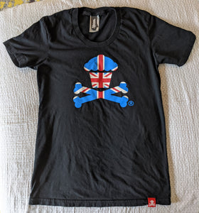 Women's XL - London Union Jack Johnny Cupcakes