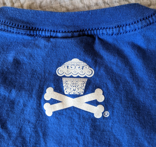 Women's XL - Delftware London Exclusive Johnny Cupcakes