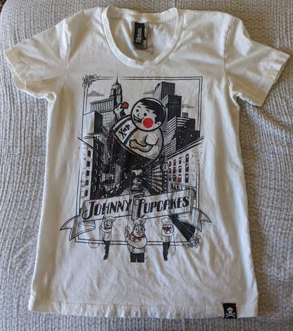 Women's XL - 2010 Macy's Thanksgiving Day Parade Johnny Cupcakes