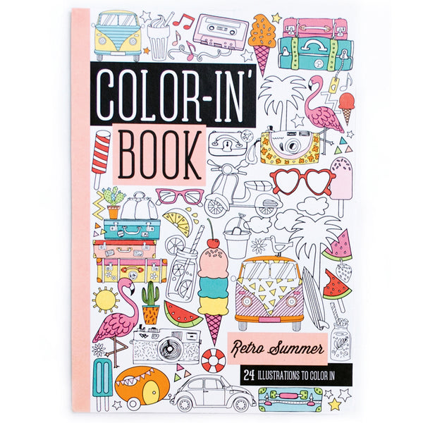 Coloring Book (2 styles)