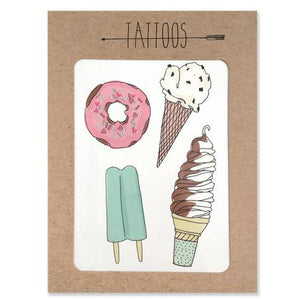 Treat Tattoo Pack