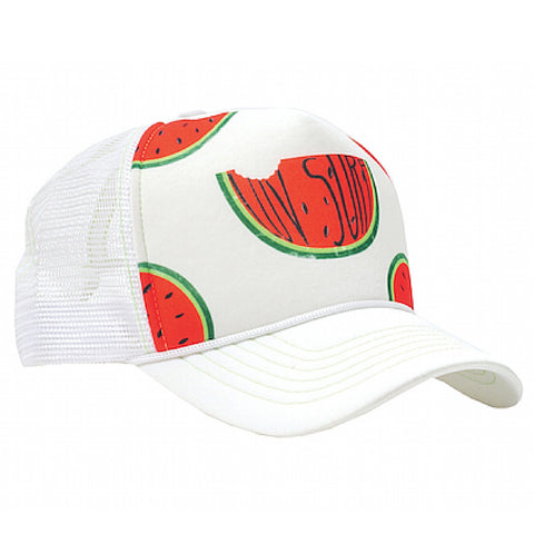 Watermelon Trucker Hat