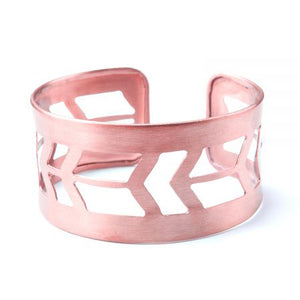 Arrow Cutout Cuff (3 colors)