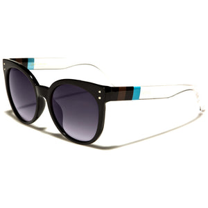 Striped Wayfarer Sunglasses (more colors)