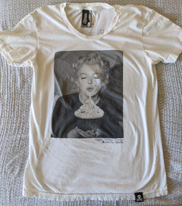 Women's XL - Marilyn Monroe x Johnny Cupcakes