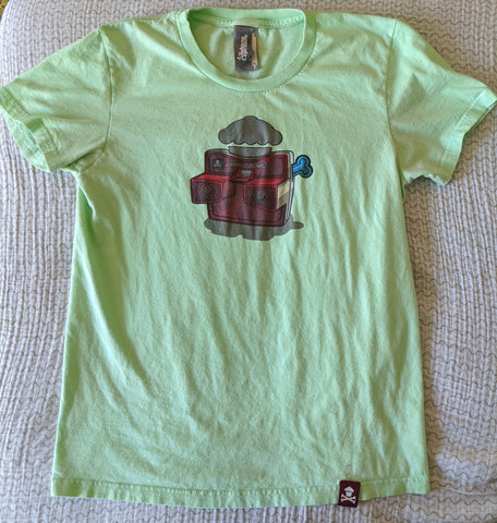 Women's XL - Viewfinder Johnny Cupcakes