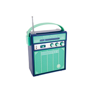 Retro Beach Radio Mini