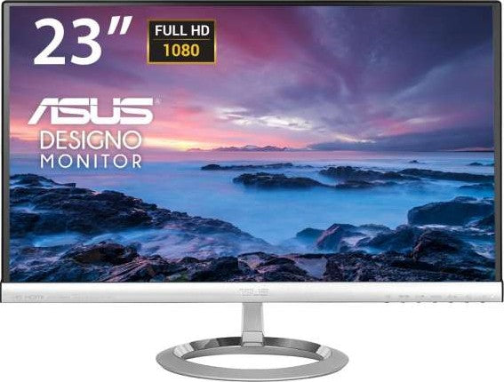 Asus MX239H 23 Inch Display Monitor ( Full HD AH HDM IPS LED backlit and Frameless ) - tharmart.com