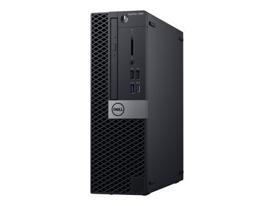 "OptiPlex 7060 Small Form Factor, Intel Core i5-8500 (6 Cores/9MB/6T/up to 4.1GHz/65W), 8GB (2x4GB) 2666MHz DDR4 Memory, 1TB 7.2k RPM SATA 3.5"" DOS - tharmart.com"