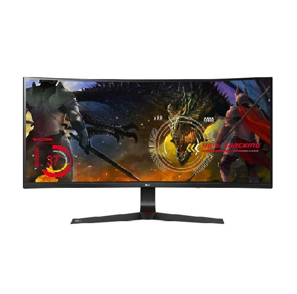 LG 34UC89G-B 34-Inch 21:9 Curved UltraWide IPS Gaming Monitor with G-SYNC - tharmart.com