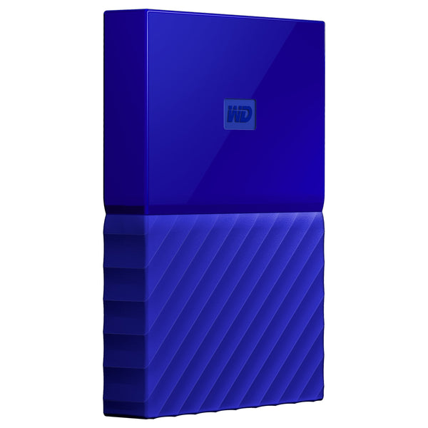 Western Digital (WD) 2TB My Passport Blue byft0020Bbl-We - tharmart.com