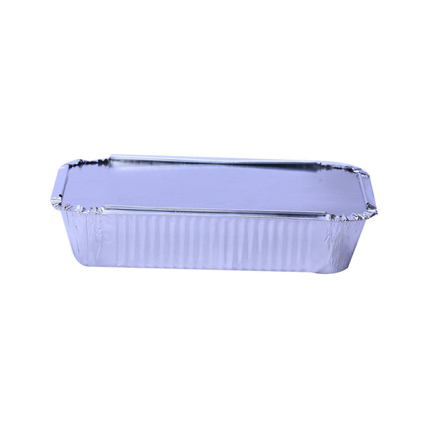 Hotpack | Aluminium Container Lid Only 212x148x40mm | 800 Pieces