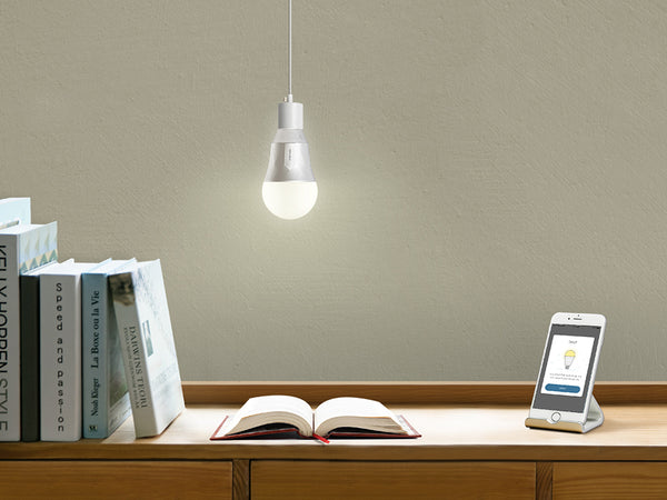 Tp Link Smart Wi-Fi LED Bulb with Dimmable Light LB100 - tharmart.com