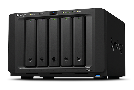 Synology DS1517+ 5 bay NAS - tharmart.com