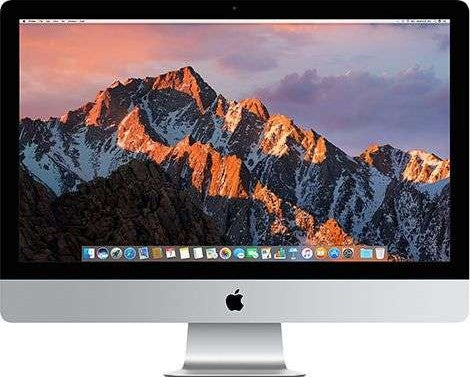 Apple 27 inch iMac with Retina 5K display (3.5GHz Core I5 7th Gen, 8GB, 1TB, English KB with FaceTime) | MNEA2LL/A - tharmart.com