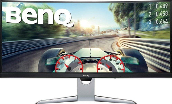 "BenQ EX3501R 35"" UWQHD HDR10 Gaming Curved Monitor 100Hz FreeSync 4ms Port HDMI USB C 
