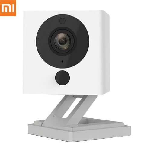 Xioami Night Vision Camera With Wi-Fi App Control - tharmart.com
