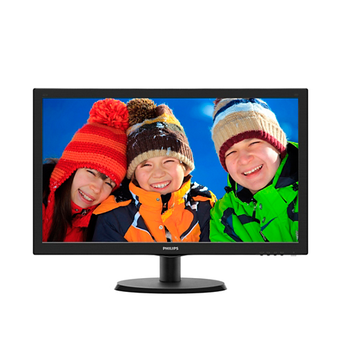 Phillips 22 Inch LED Monitor 223V5LHSB - tharmart.com