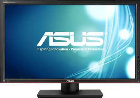 ASUS PA279Q Black 27 inch 6ms WQHD HDMI Widescreen LED Backlight True Color Professional Monitor 350 cd/m2 100000000:1 Built in Speakers height&pivot adjustable - tharmart.com