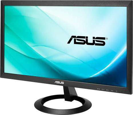 Asus VX207NE 19.5 Inch Wide Screen Monitor (VGA, DVI, 5ms) - tharmart.com