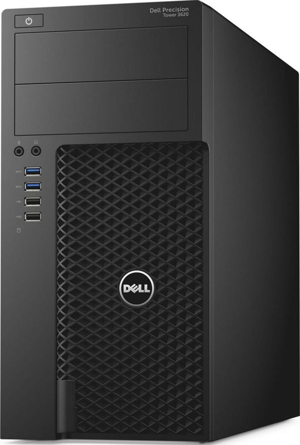 WORKSTATION DELL T3620 E3-1240v5 8GB Ram 1TB HDD P400 Graphics Windows 10 Pro 3 years Warranty - tharmart.com