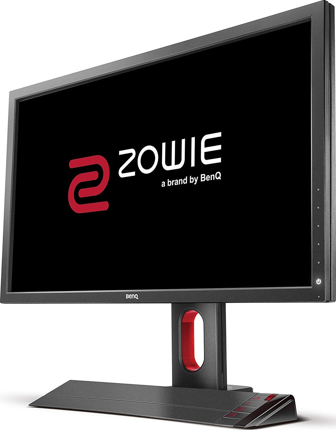 BenQ ZOWIE XL2720 27 Inch 144 Hz e Sports Gaming Monitor with 1 ms, Height Adjustable Stand, S Switch, Black eQualizer, Dark Grey 1920 x 1080 at 144Hz (DVI DL, DP) - tharmart.com