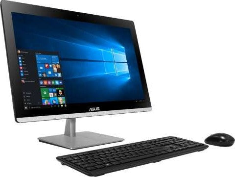 Asus Vivo All In One Desktop V230ICGT BF154X (Core i5 6400T–2.2GHz, 23 Inch FHD Touch, 8GB RAM, 1TB, DVD±RW, 2GB NVIDIA, Window 10) | V230ICGT BF154X - tharmart.com